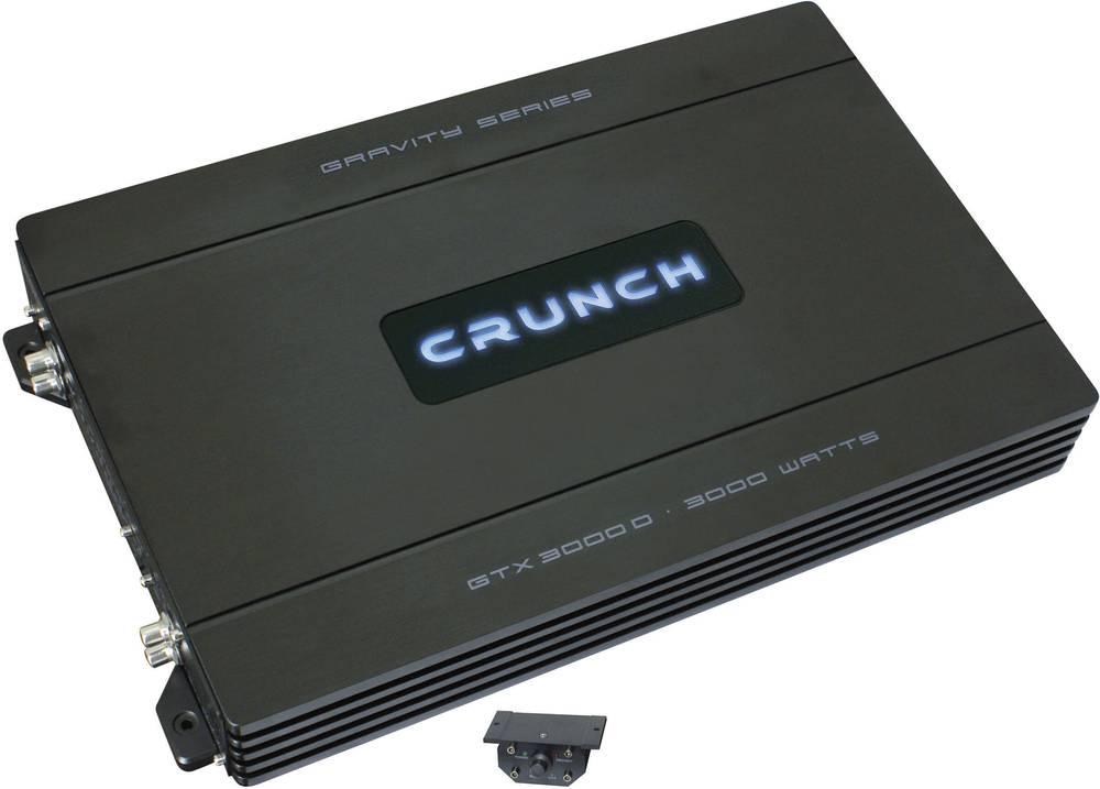 Avtomobilski ojačevalnik Crunch Gravity GTX-3000D