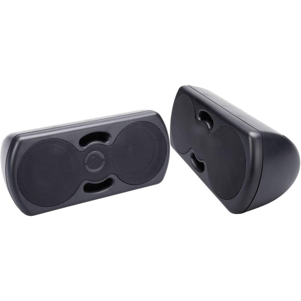 3-sistemski avtomobilski triaksialni zvočnik za površinsko pritrditev 150 W Sinustec UB-5000
