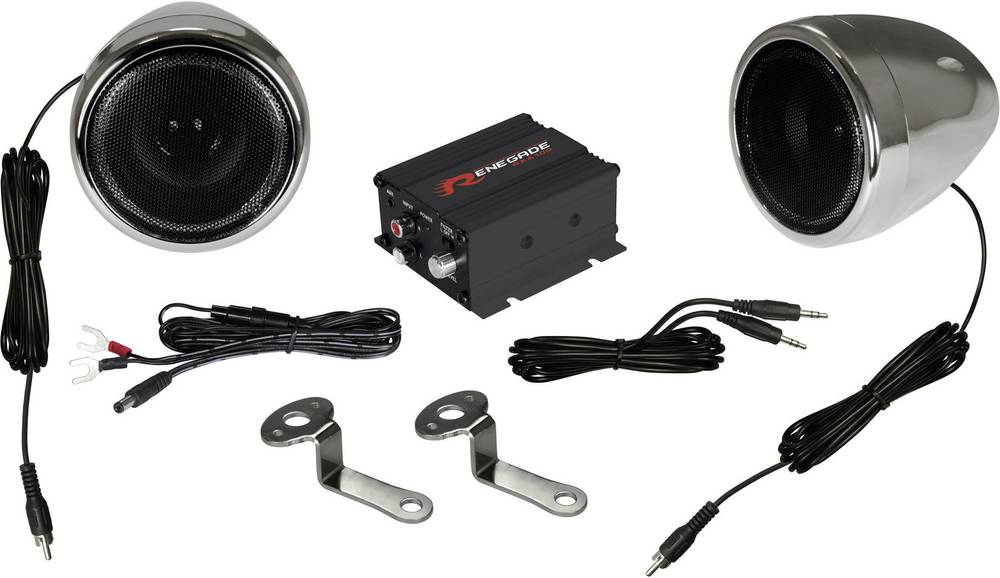 2-vejs højtalersæt Renegade RXA100C 100 W 1 pair
