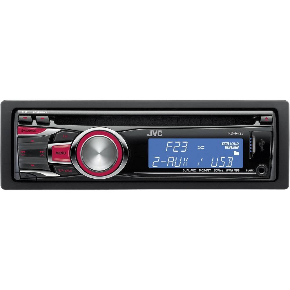 JVC KD-R423 Car Stereo