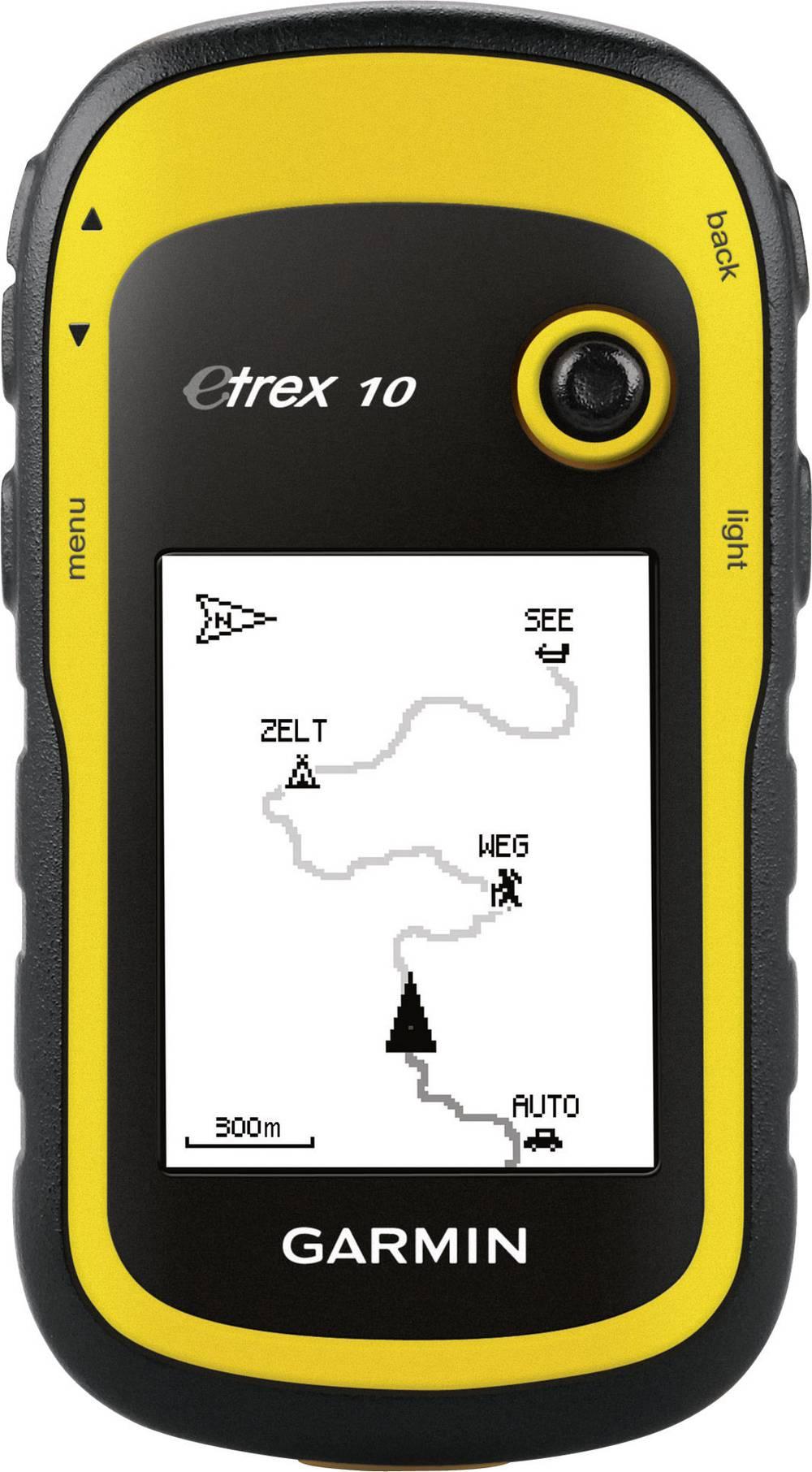 Garmin eTrex 10, GPS outdoor navigationsenhed