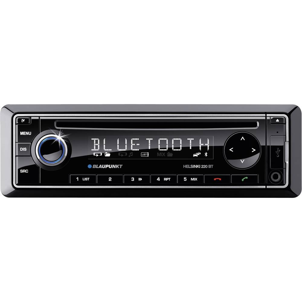 car stereo blaupunkt helsinki 220bt from conrad electronic uk. Black Bedroom Furniture Sets. Home Design Ideas
