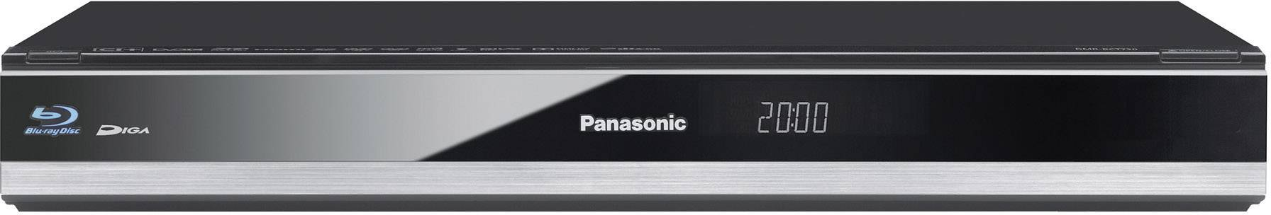 Panasonic DMR-BCT720EG Blu-ray Player Drivers for PC