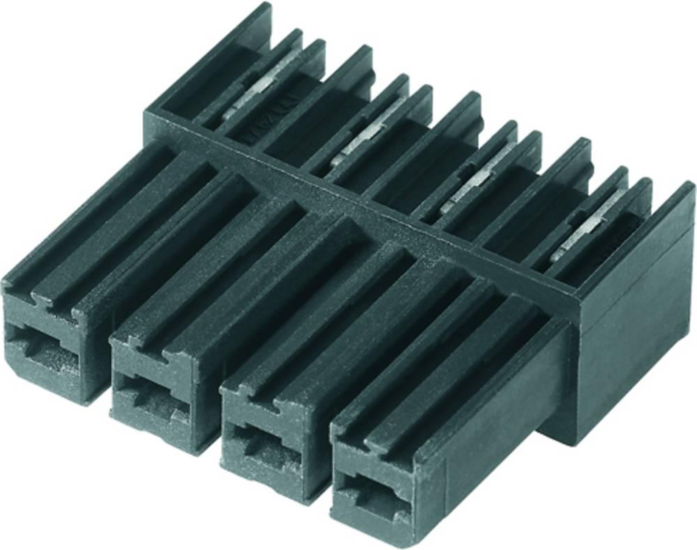Vtični konektor za tiskana vezja Weidmüller 1928300000 vsebuje: 100 kosov