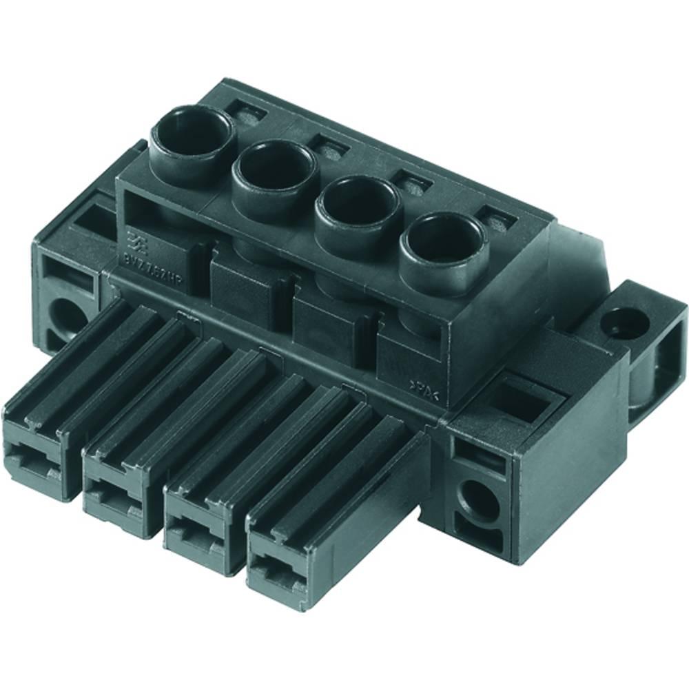 Vtični konektor za tiskana vezja Weidmüller 1929740000 vsebuje: 100 kosov