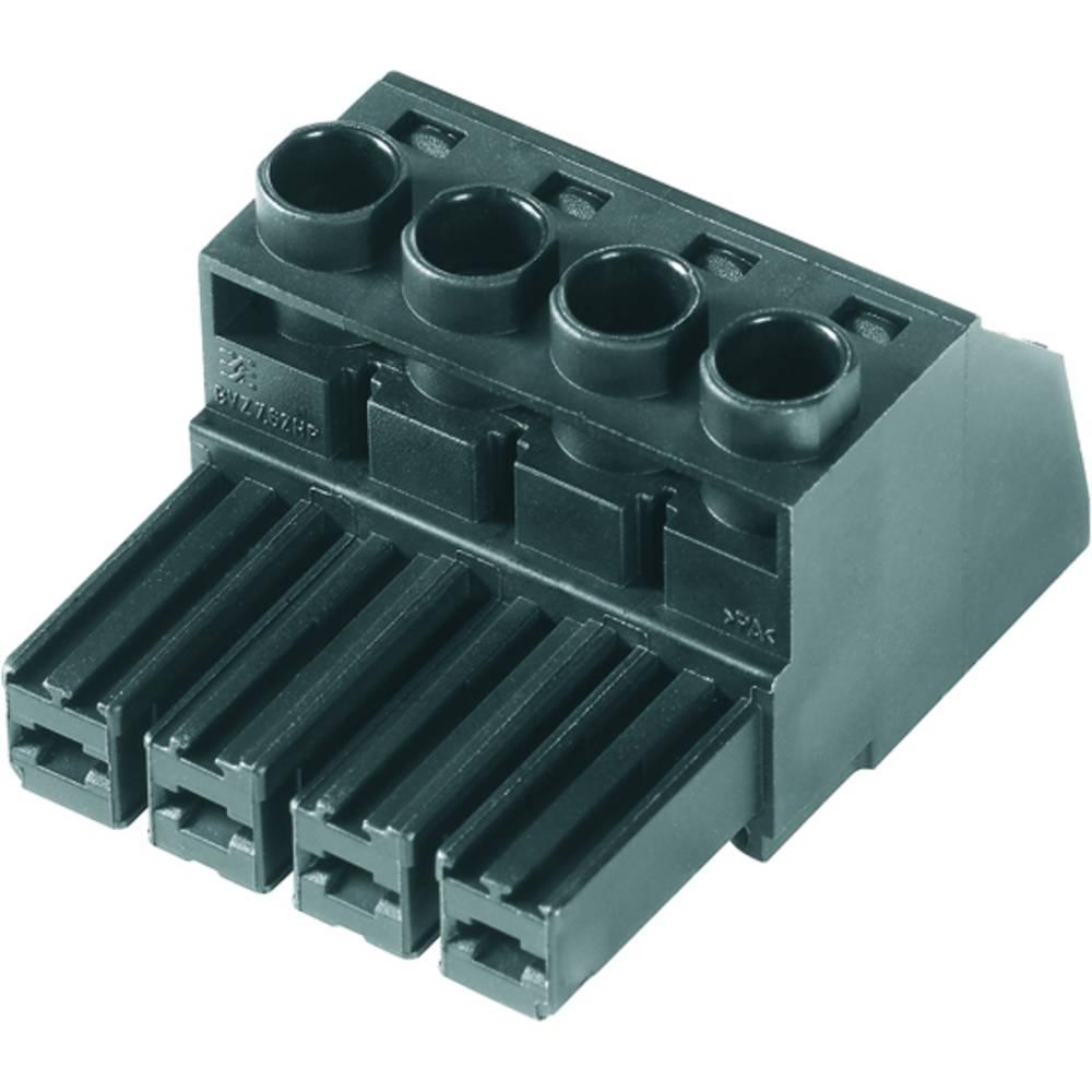 Vtični konektor za tiskana vezja Weidmüller 1929930000 vsebuje: 100 kosov