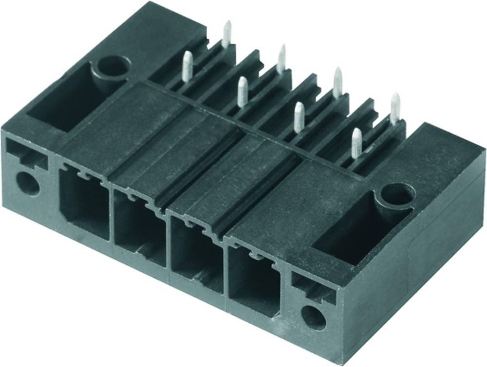 Vtični konektor za tiskana vezja črne barve Weidmüller 1931480000 vsebuje: 60 kosov