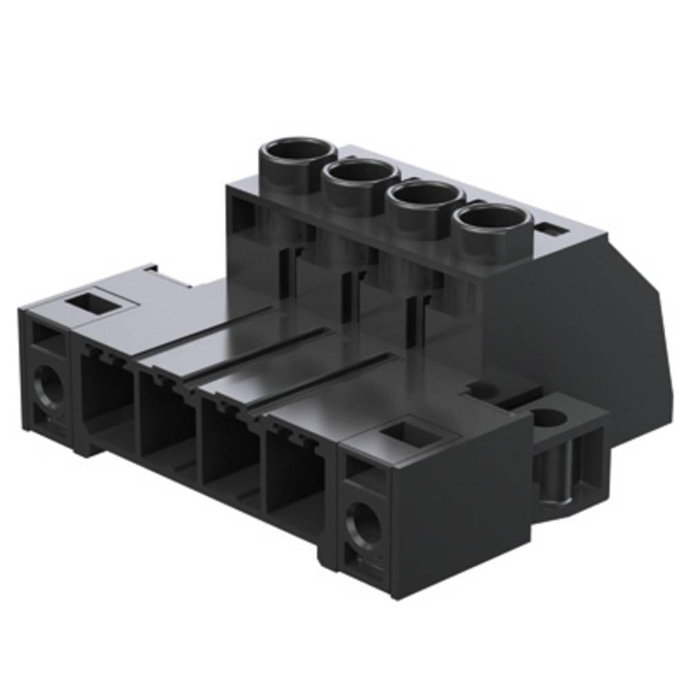 Vtični konektor za tiskana vezja Weidmüller 1931740000 vsebuje: 100 kosov