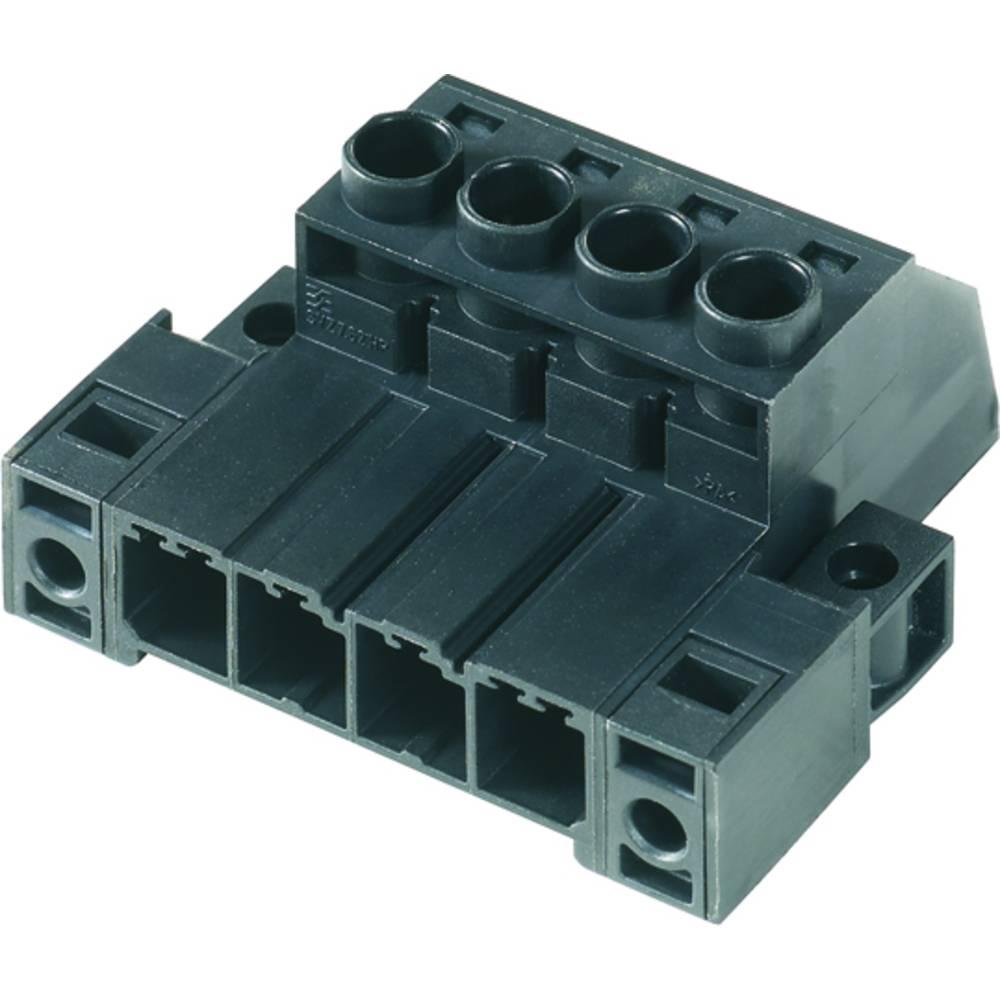 Vtični konektor za tiskana vezja Weidmüller 1931980000 vsebuje: 100 kosov