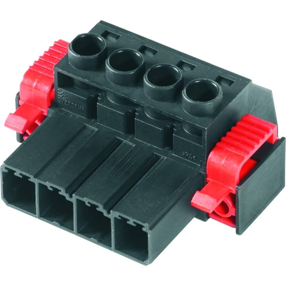 Vtični konektor za tiskana vezja Weidmüller 1932090000 vsebuje: 100 kosov