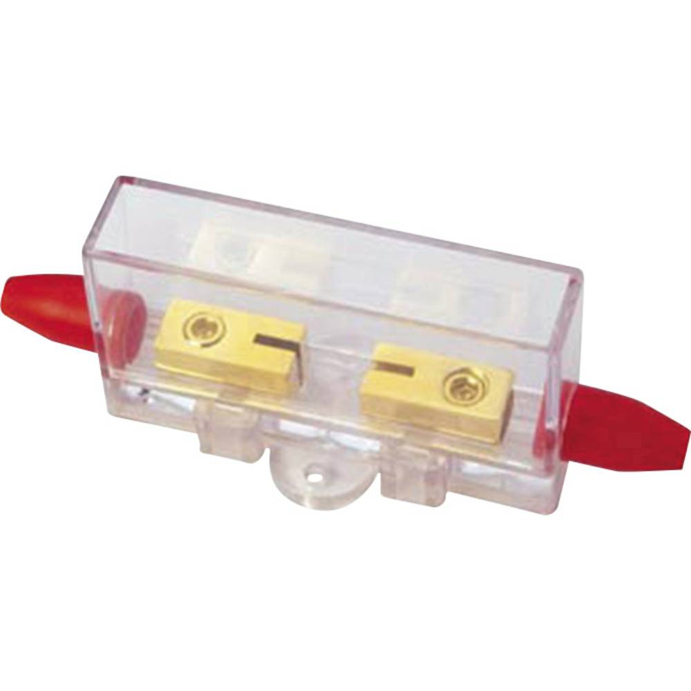 Car Audio Maxi Fuse Holder Sinuslive Ms80 Suitable For 80 A Spr Box