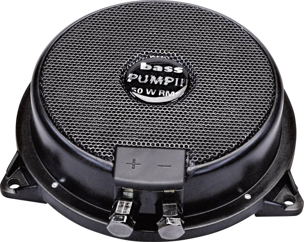 Zvučnik Sinus Live Bass-Pump III od 4 ohma i subwoofer sa strukturnim zvukom Sinuslive