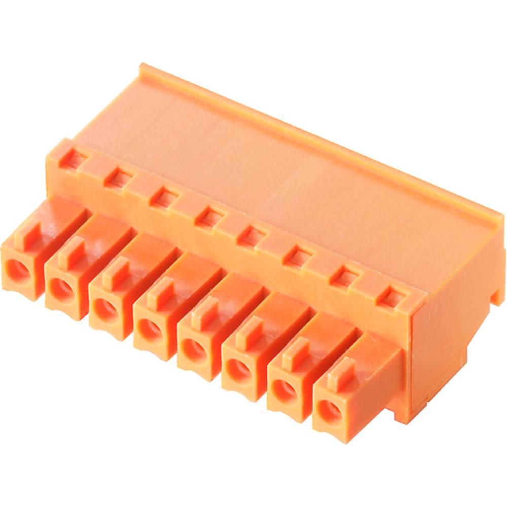 Vtični konektor za tiskana vezja Weidmüller 1940250000 vsebuje: 50 kosov