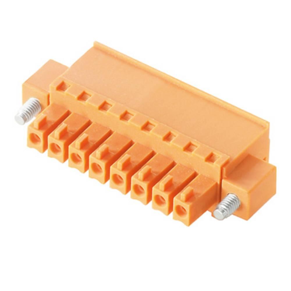 Tilslutningskabinet-kabel BC/SC Samlet antal poler 12 Weidmüller 1940560000 Rastermål: 3.81 mm 50 stk