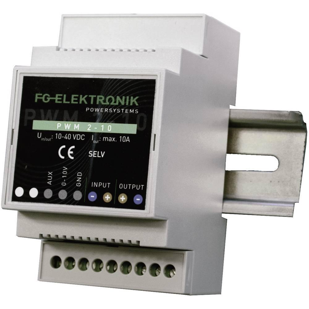 LED zatemnilnik 720 W 48 V/DC PWM zatemnitev FG Elektronik PWM 2-15 delovna napetost maks.: 48 V/DC