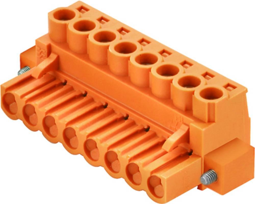 Vtični konektor za tiskana vezja Weidmüller 1944090000 vsebuje: 90 kosov
