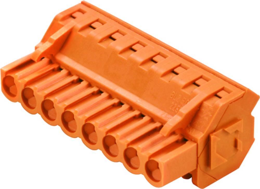 Vtični konektor za tiskana vezja Weidmüller 1945780000 vsebuje: 66 kosov