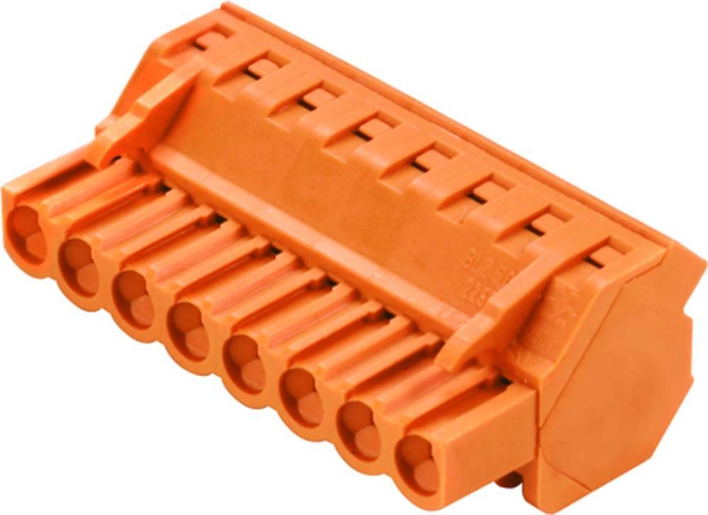 Vtični konektor za tiskana vezja Weidmüller 1946330000 vsebuje: 36 kosov