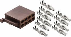 ISO-højttalerstik AIV 56 C815 1 stk