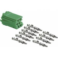 Mini-ISO-stik grøn AIV 56 C819 1 Set