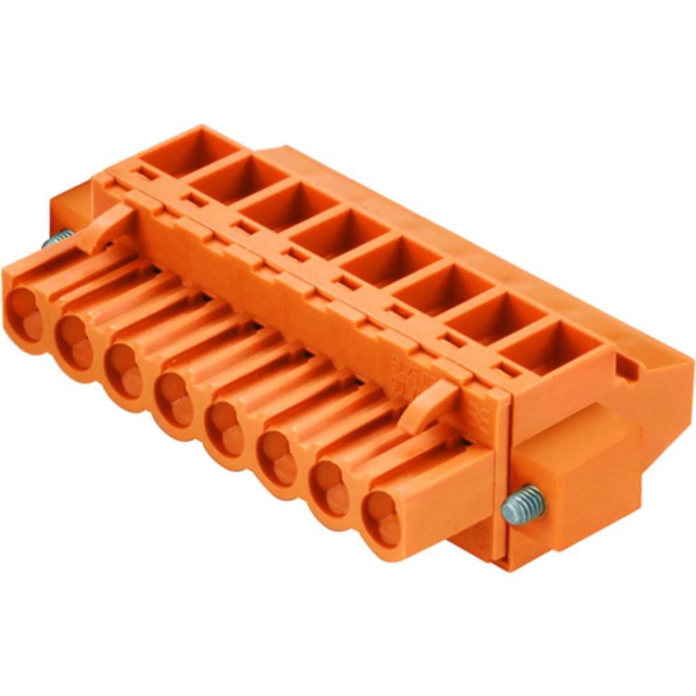 Vtični konektor za tiskana vezja Weidmüller 1949860000 vsebuje: 36 kosov