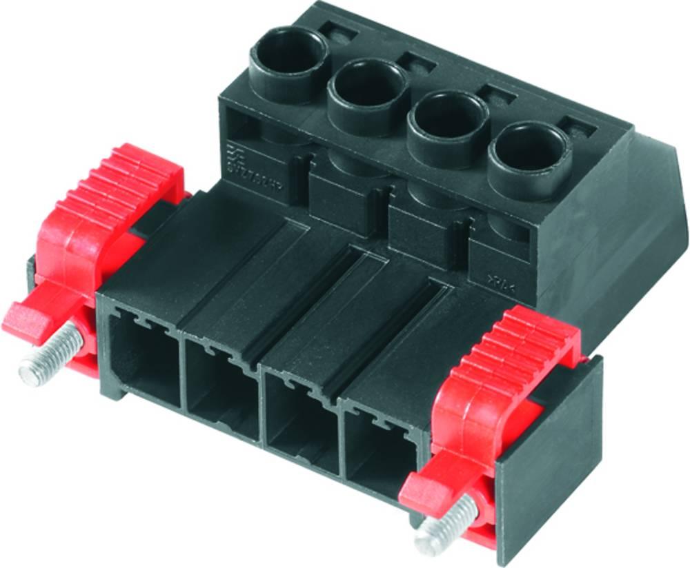 Vtični konektor za tiskana vezja Weidmüller 1951010000 vsebuje: 100 kosov