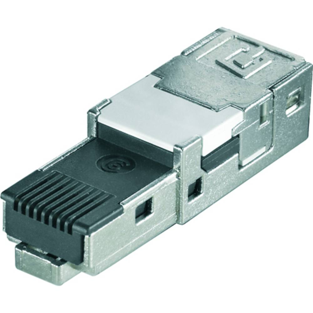 Sensor-, aktuator-stik, Weidmüller IE-PI-RJ45-FH 10 stk