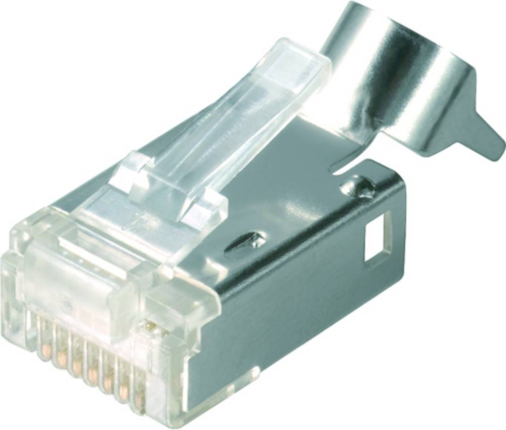 Sensor-/Aktor-datastikforbinder Weidmüller IE-PM-RJ45-TH 100 stk