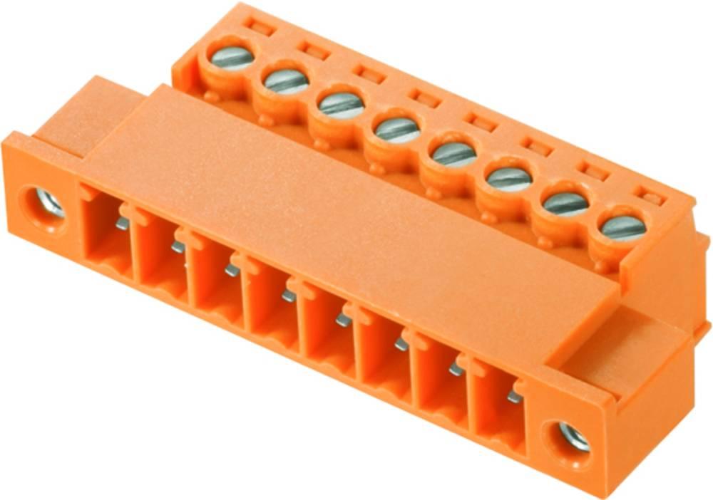 Vtični konektor za tiskana vezja Weidmüller 1970980000 vsebuje: 50 kosov