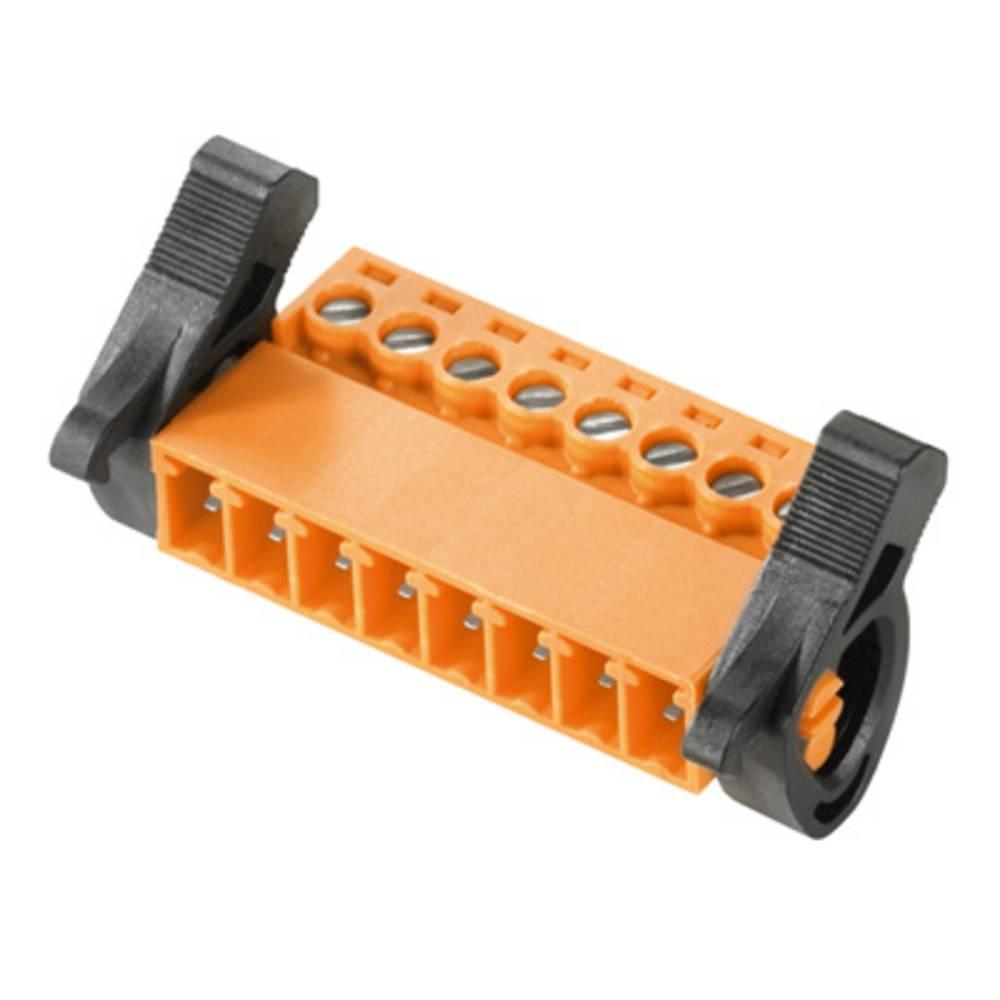 Vtični konektor za tiskana vezja Weidmüller 1971700000 vsebuje: 50 kosov