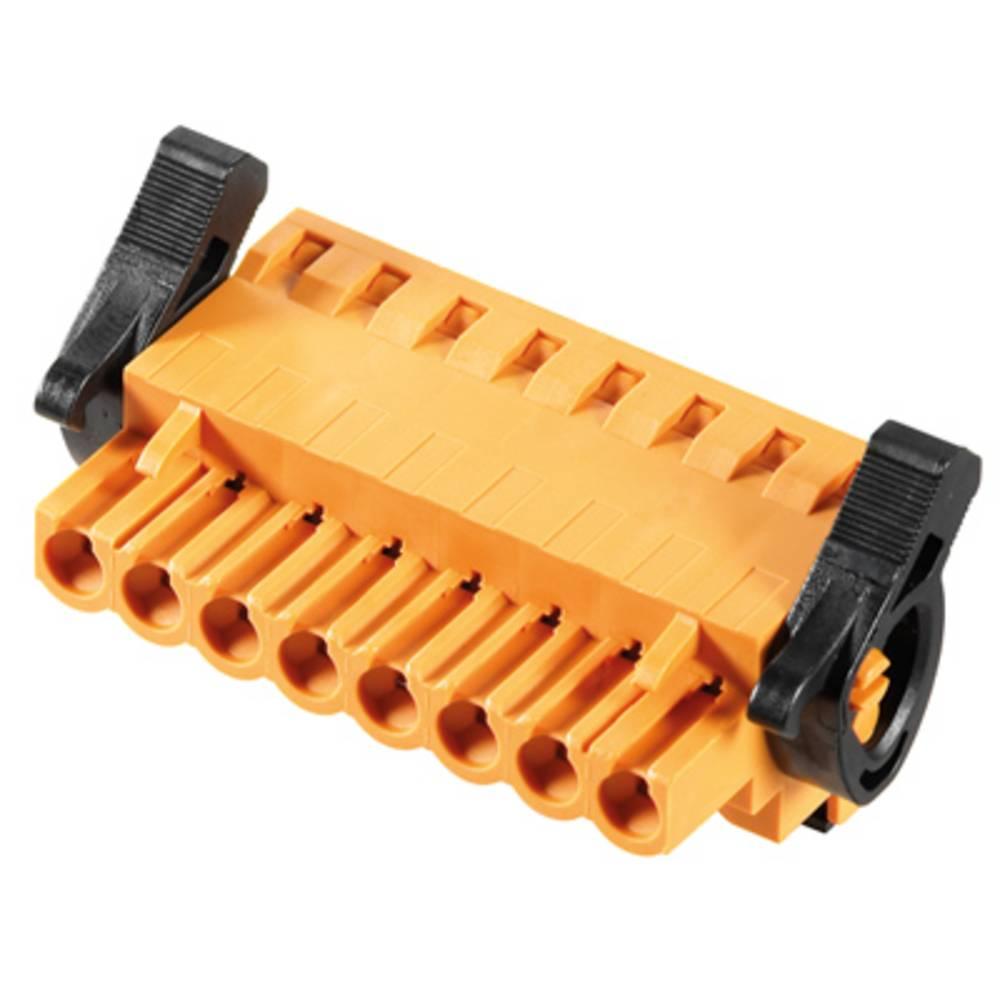 Vtični konektor za tiskana vezja Weidmüller 1983200000 vsebuje: 18 kosov
