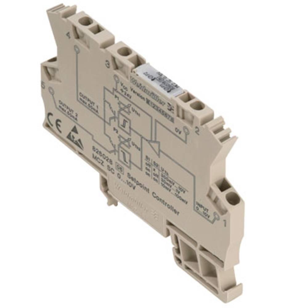 Grænseværdikontakt 10 stk Weidmüller MCZ SC 0-20MA Strøm