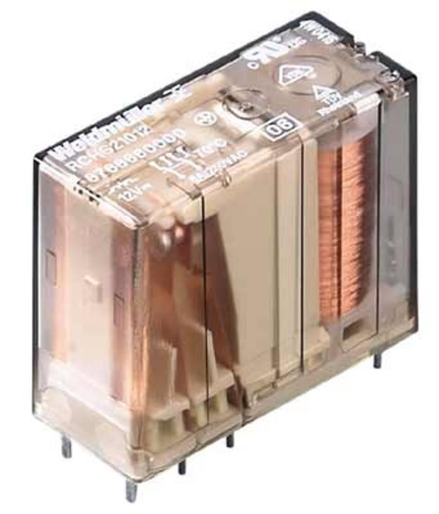 Rele za tiskana vezja 24 V/DC 6 A 1 x vklopni, 1 x izklopni Weidmüller RCH S51024 20 kosov