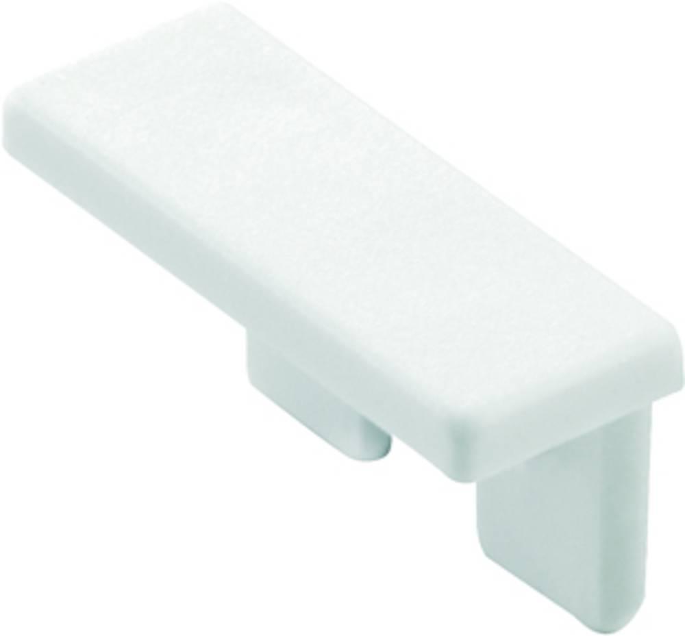 Mærkeplade uden påtryk Hvid 10 stk Weidmüller SRC-I MARK