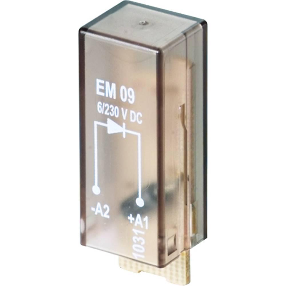 Indstiksmodul Med friløbsdiode, Uden LED 10 stk Weidmüller RIM I 1 6 / 230V Passer til serie: Weidmüller serie RIDERSERIES RCI,