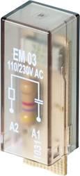 Indstiksmodul Med RC-led, Uden LED 10 stk Weidmüller RIM I 3 6 / 60VAC RC Passer til serie: Weidmüller serie RIDERSERIES RCI, We
