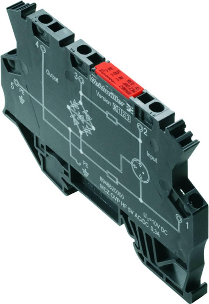 overspændingsbeskyttelse Weidmüller MCZ OVP HF 5V 0,3A 8948620000 10 stk