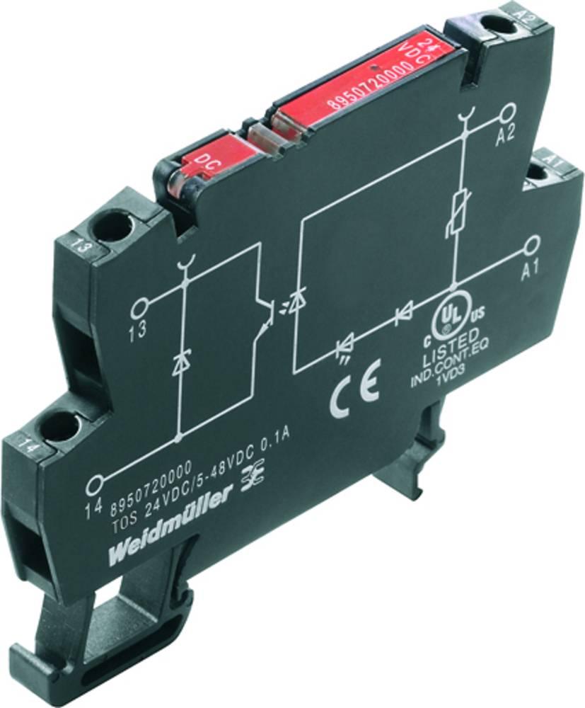 Solid-State releji Weidmüller TOS 24VDC/48VDC 0,1A 8950720000