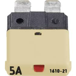 Automat plosnatog osigurača, 5 A CE1610-21-5A