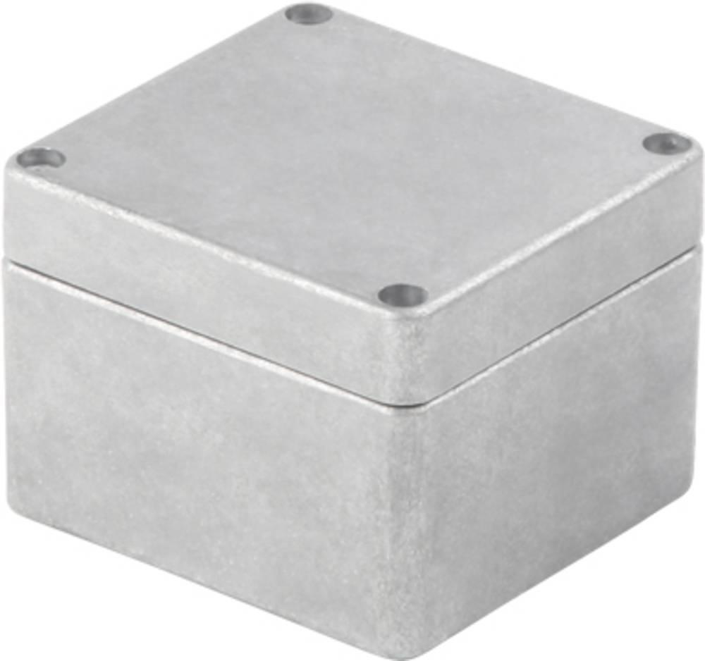Universalkabinet Aluminium Weidmüller KLIPPON K11 VMQ RAL7001 10 stk
