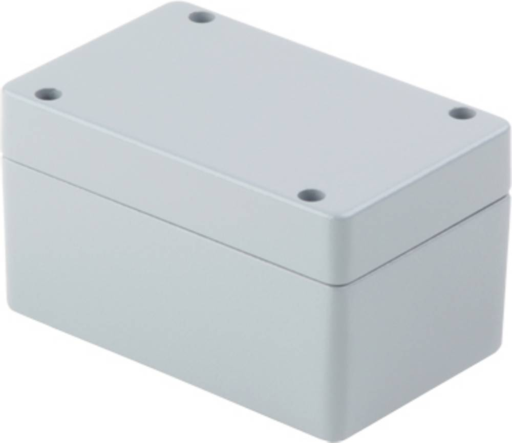 Universalkabinet Aluminium Weidmüller KLIPPON K21 VMQ RAL7001 5 stk