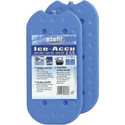Køleelementer Ezetil IceAkku G370 886820 2 stk (L x B) 245 mm x 130 mm