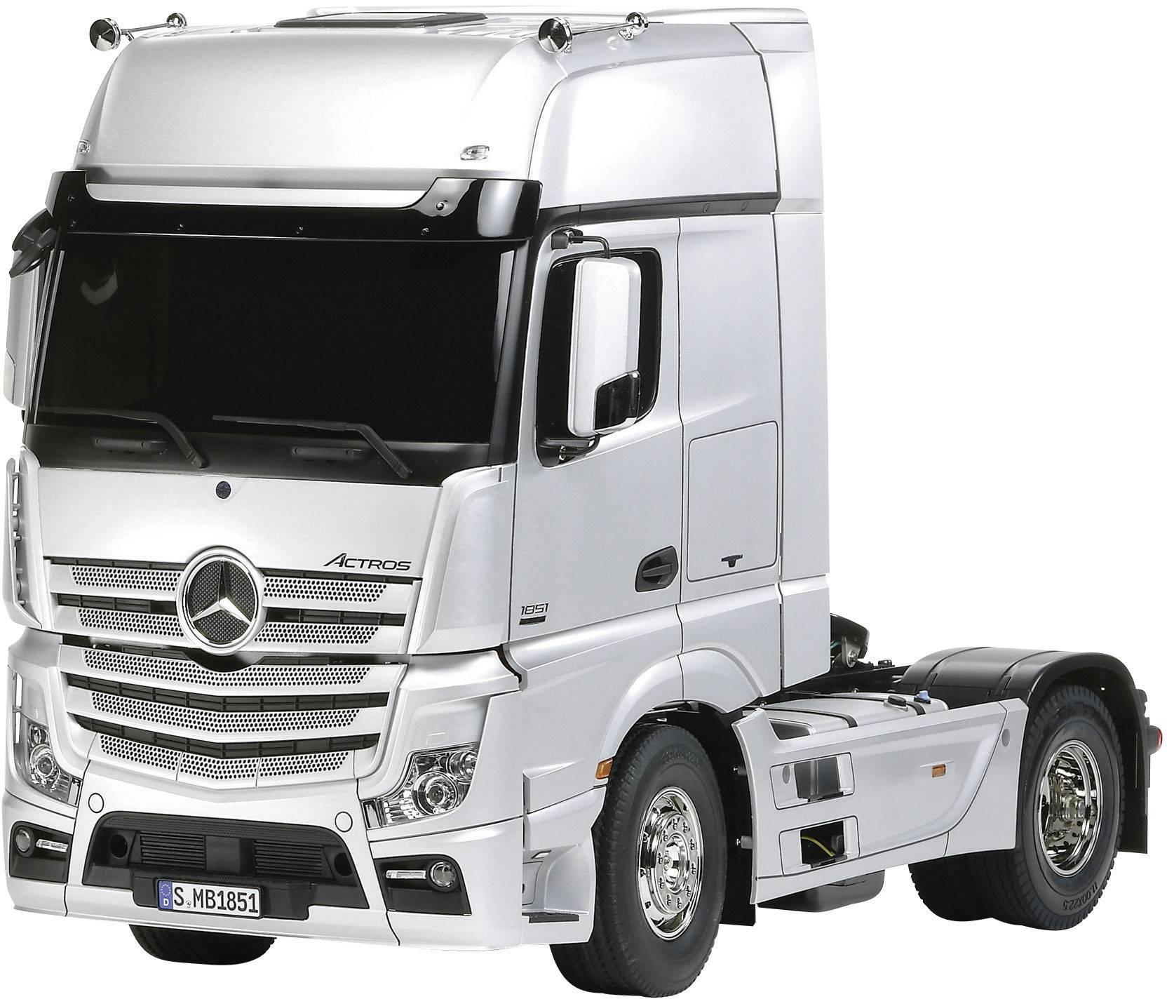 Tamiya 56335 Mercedes Benz Actros 1851 Gigaspace 1:14