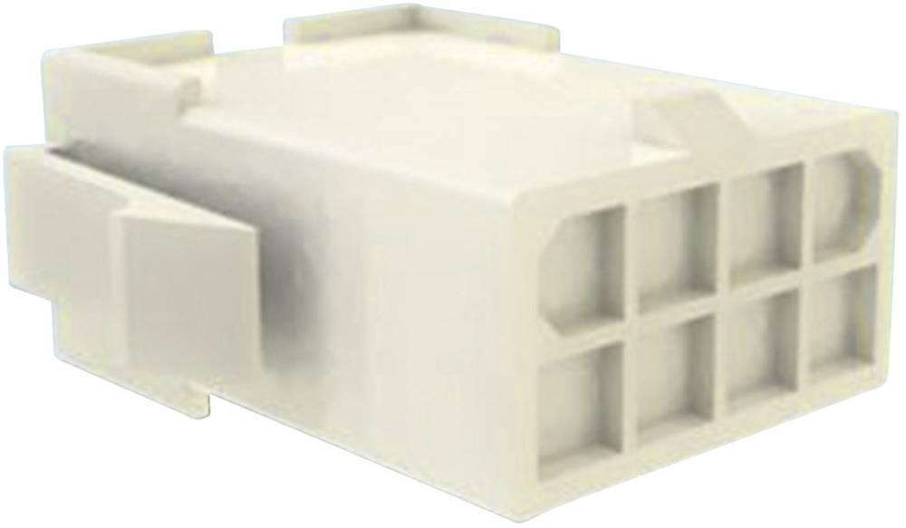 Tilslutningskabinet-kabel Universal-MATE-N-LOK Samlet antal poler 6 TE Connectivity 794940-1 Rastermål: 4.14 mm 1 stk