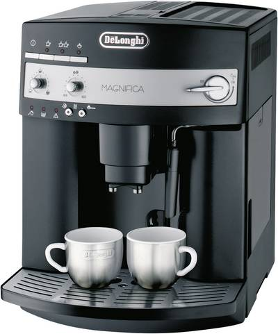 Fully automated coffee machine DeLonghi Magnifica ESAM 3000 B Bl