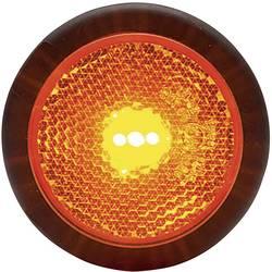 LED Omrids-markeringslygte SecoRüt bagved Orange