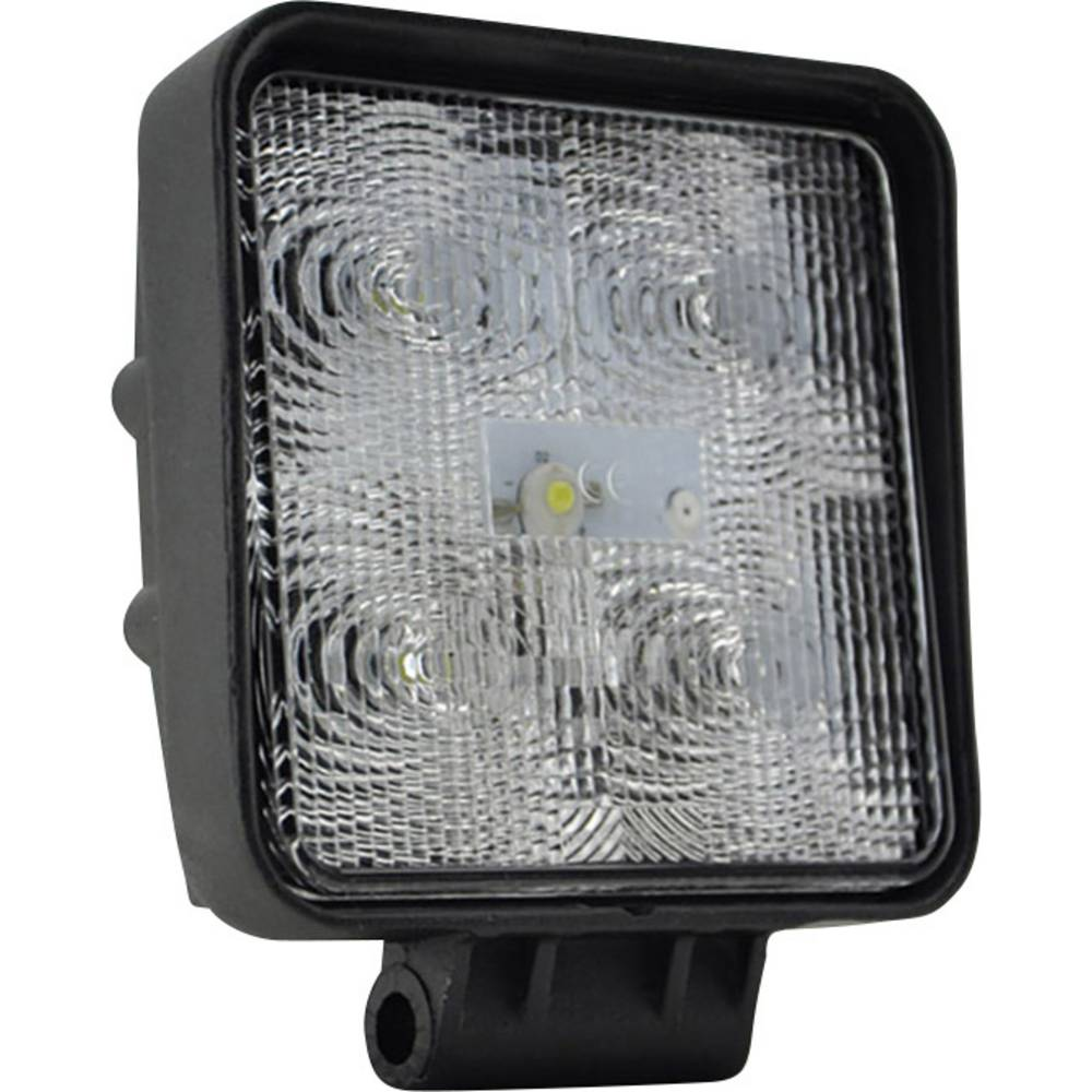 Delovni LED žaromet SecoRüt 12 V, 24 V (Š x V x G) 110 x 110 x 41 mm 2500 lm