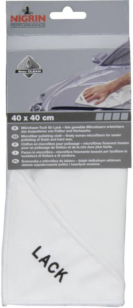 Mikrofiberklud frakke Nigrin 71121 1 stk