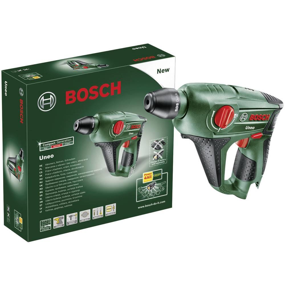 Bosch Home and Garden Uneo 10,8 Li-2 SDS-Quick-Cordless hammer drill;10.8  V;Li-ion;w/o batte