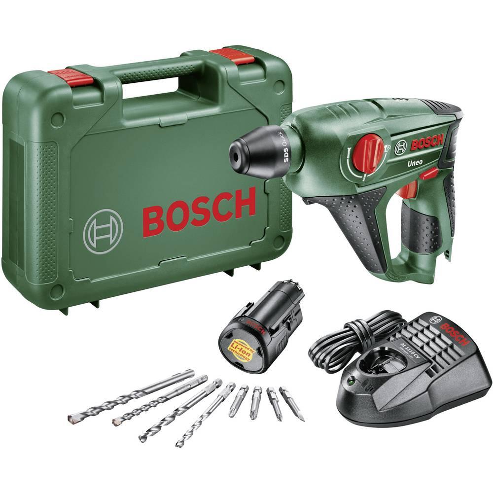 Bosch Uneo 10,8 LI-2 SDS-Quick-Cordless hammer drill 10.8